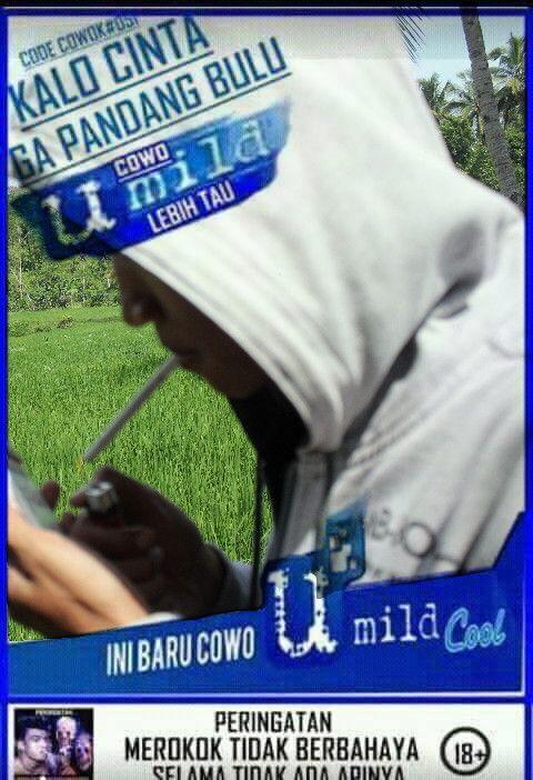 #picsaypro #Tutorial #editfoto #U-mild #manipulasi