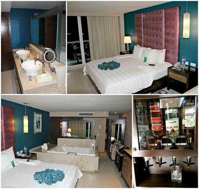 Family Deluxe Room at the Hard Rock Hotel Cancun: All Inclusive, Family Friendly Resort