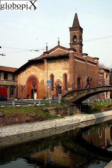 Chiesa di San Cristoforo, Navigli