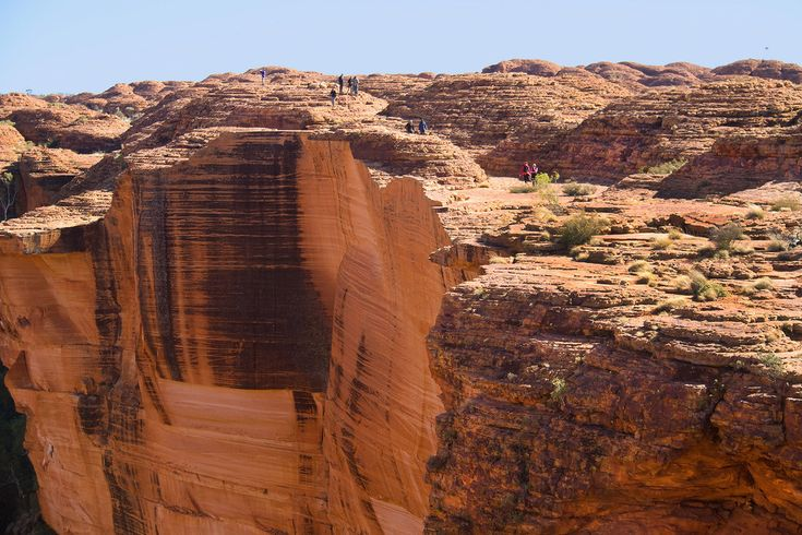 Kings Canyon in the Northern Territory.