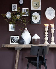 Good balance of rustic and contemporary