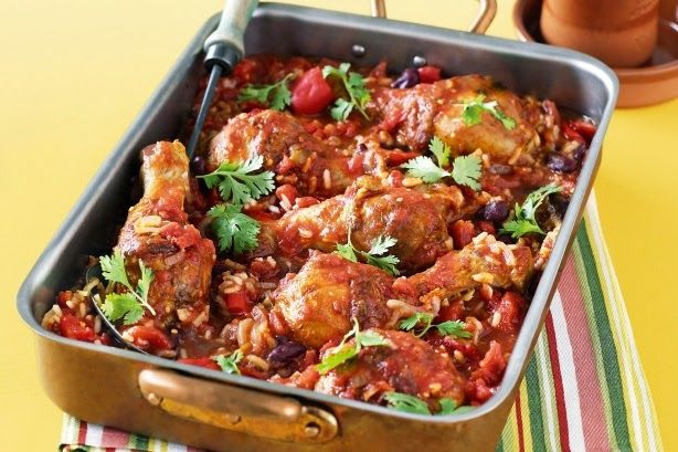 Navratan Chicken