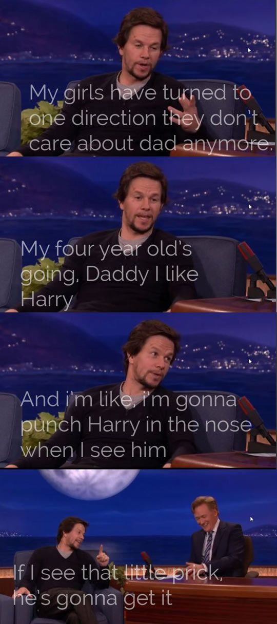 That's why I love Mark Wahlberg… // funny pictures - funny photos - funny images - funny pics - funny quotes - #lol #humor #funnypictures
