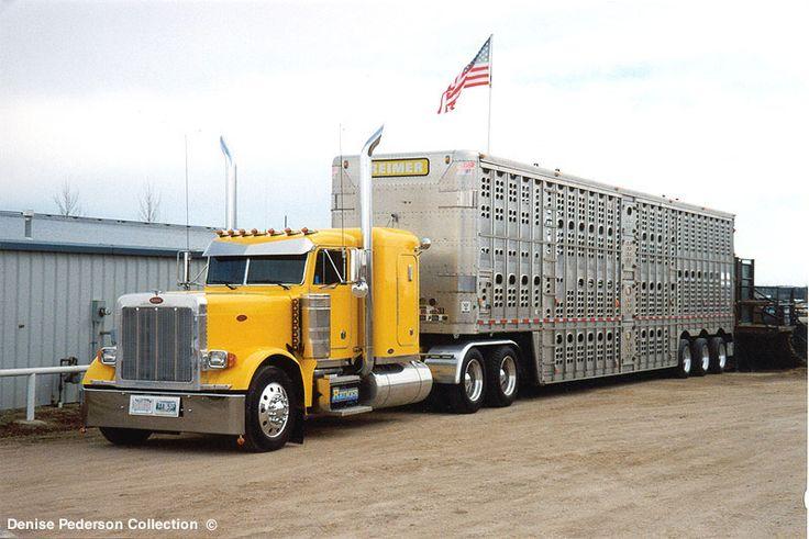 Lester Reimer Trucking from Linden Alberta