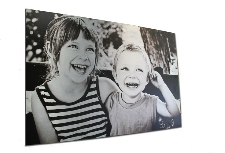 Printing your photos on aluminium! #metalprints #uniquegifts #photomediadecor