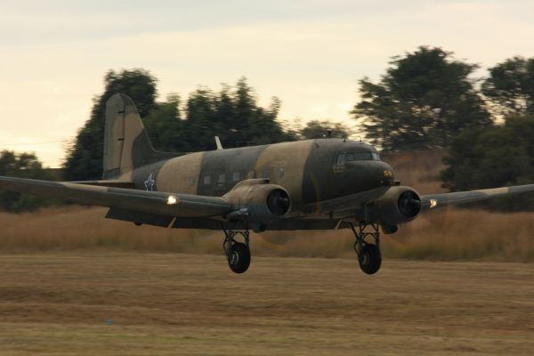 SAAF Dakota South African Air Force C-47