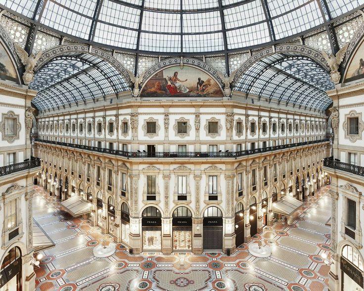 David Burdeny, 'Galleri Vittorio Emanuele II, Milan, Italy', 2016