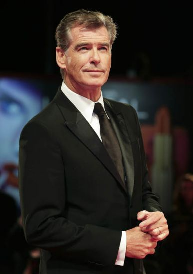 Pierce Brosnan ~ Famous for starring as James Bond, always looks like he has some tricks up his sleeve. It's because he actually does! Before he made it in Hollywood, Pierce learned how to be a fire-eater and worked in a circus for years wowing audiences with his firey skills.  (Reuters)