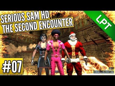 ▶ Let's Play Together Serious Sam HD The Second Encounter #07 - Feurige Flammen [deutsch / german] - YouTube