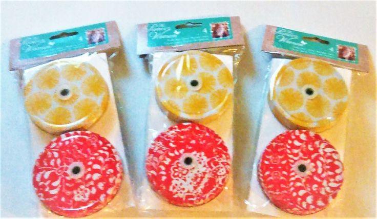 12 Pioneer Woman Mason Jar Straw Lids 32 oz. New *Free Shipping* #PioneerWoman