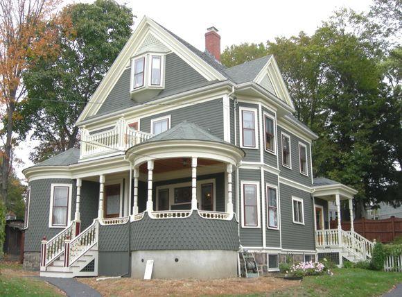31 Best Victorian House Colors Images On Pinterest