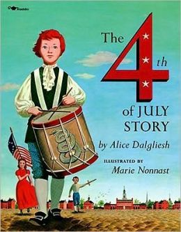 Here is an extensive list of children's literature for Independence Day.