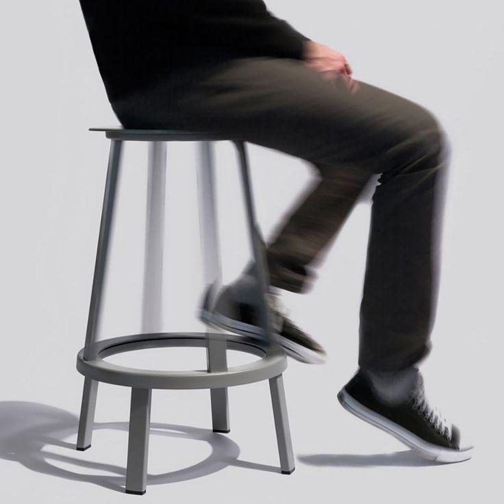 revolver stool grey - Einfache Dekoration Und Mobel Interview Mit David Geckeler