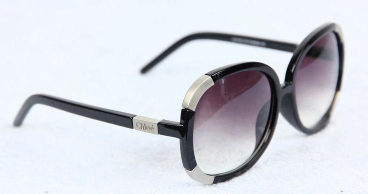 Очки CHLOE черного цвета #18515 !! Последняя распродажа модели !! Продаётся с большой скидкой !! !! Отличное качество и низкая цена !!