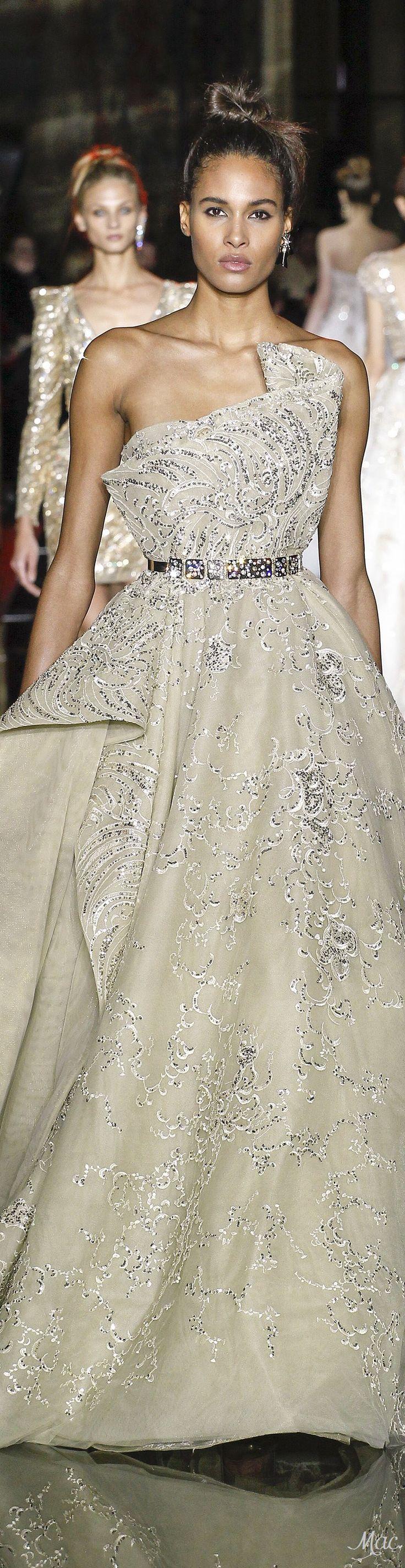 Spring 2017 Haute Couture Zuhair Murad
