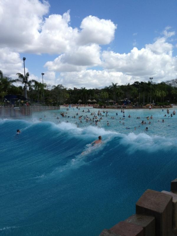 Looks cool! Disney's Typhoon Lagoon