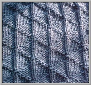 Diagonal Knit Dishcloth Pattern By Jana Trent : 79 best images about Dishcloth - Washcloth - Towels on Pinterest