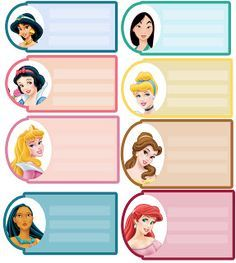 marcapaginas personajes Blanca Nieves y los 7 enenitos - Buscar con Google