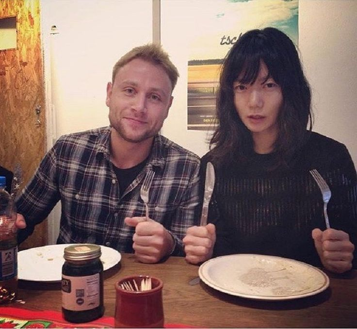 My two favorite characters - Max Riemelt