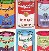 warhol: Fun Art, Pop Art