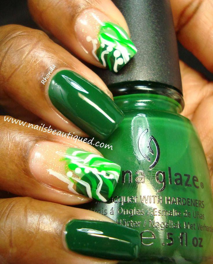 Mejores 12 imágenes de Nails - So cool! en Pinterest | Arte de uñas ...