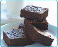 The Sneaky Chef: Free Healthy Recipe for Brainy Brownies from Simple Strategies for Hiding Healthy Foods in Kids' Favorite Meals