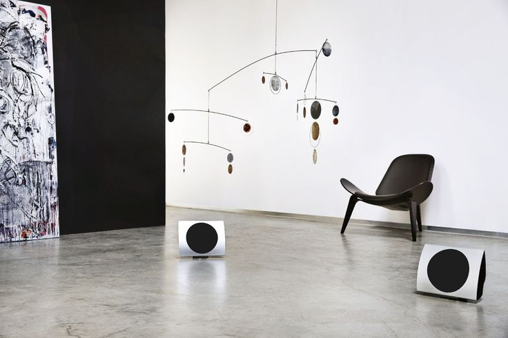 BeoLab 17 is the new black! Bang & Olufsen design.
