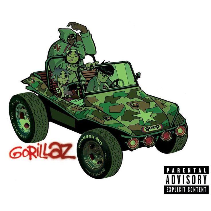 Gorillaz by Gorillaz
