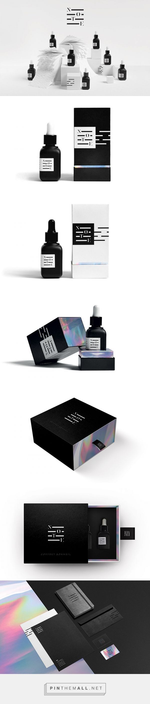 N O T E - aromatherapy - designed by Sophie Pulat