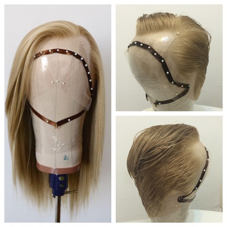 Pin By David Edwards On Wig Making Wig Hairstyles Lace