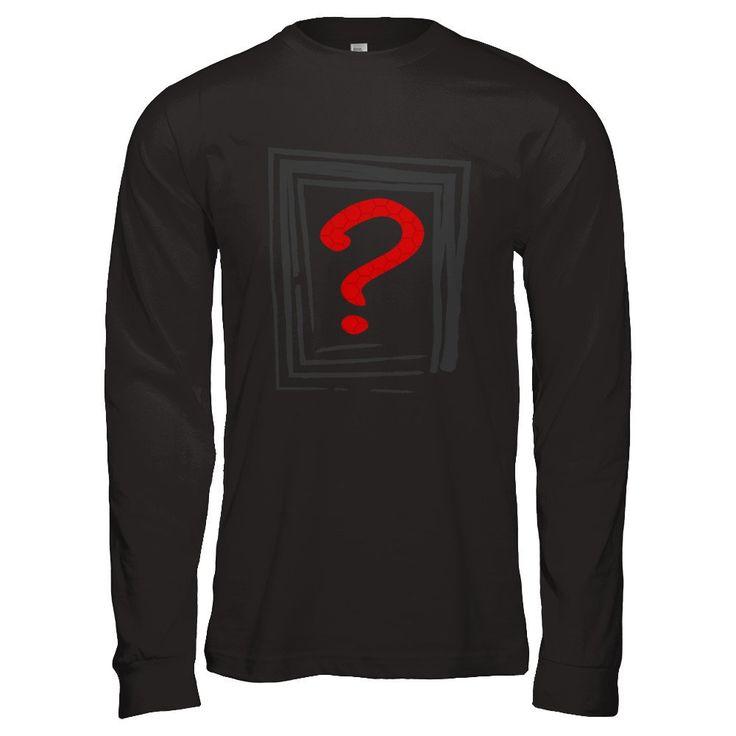 Question - Long sleeve t-shirt