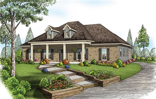 Americas home place the meredith ii a floor plans for Americas home place house plans