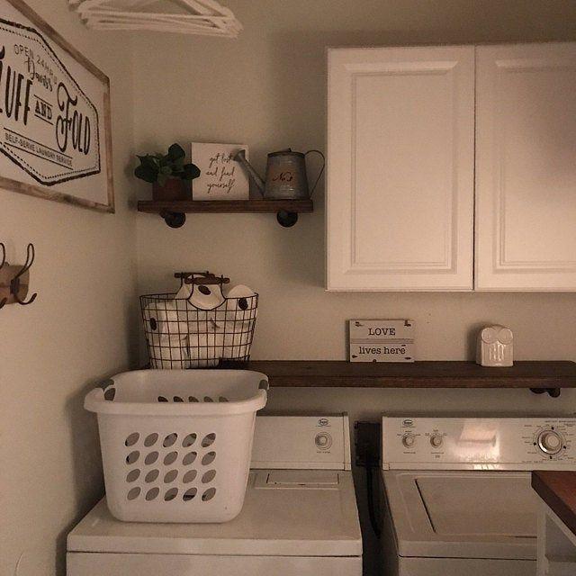 Rustic 11 25 Depth Laundry Room Rack Drying Rack Clothes Drying