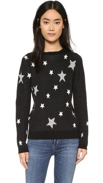 ONE by Amour Vert Celeste Star Sweater