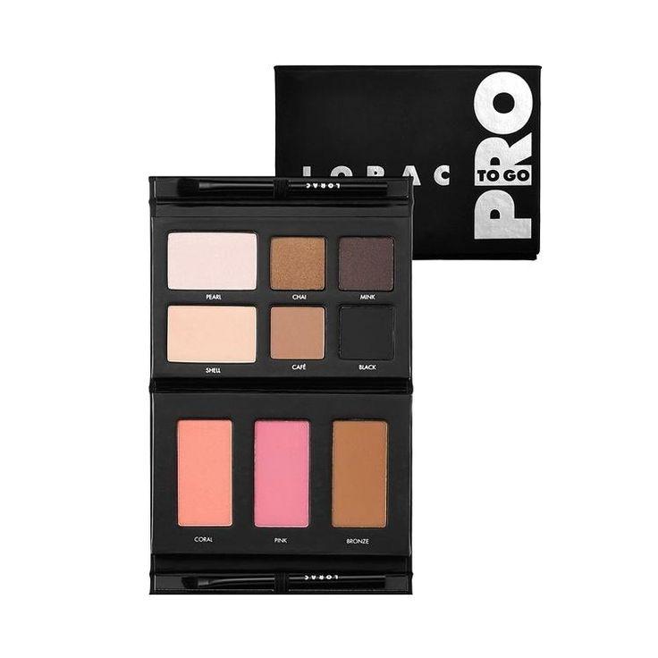LORAC PRO To Go Eye & Cheek Palette #1