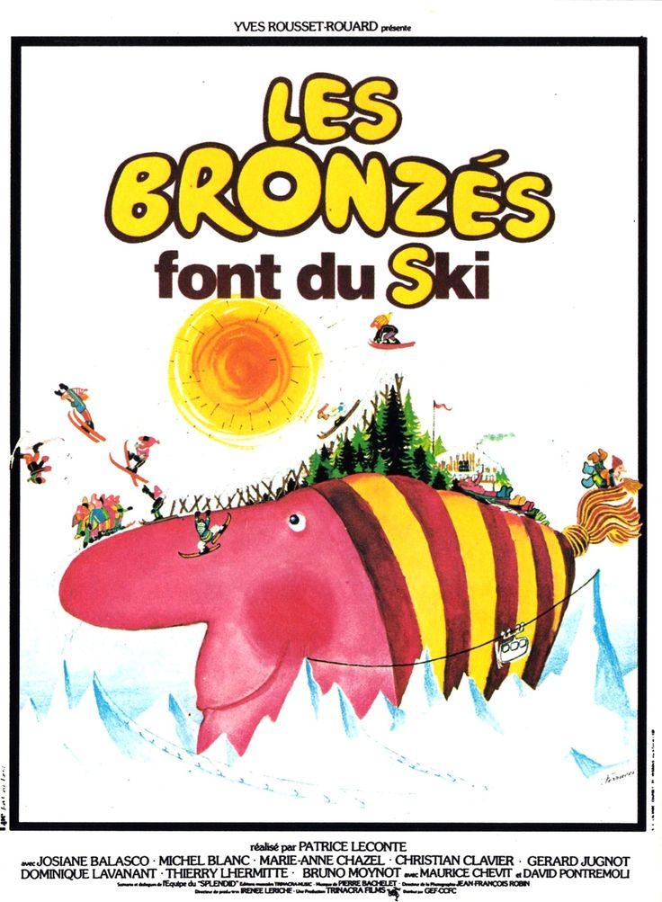 les bronzes | Les Bronzés font du ski - Film (1979) - SensCritique