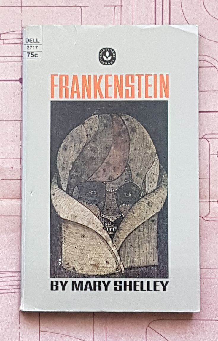 23 best books and penquin books orange images on pinterest cover frankenstein mary shelley bookmail with a difference treat yourself or a loved one to fandeluxe Images