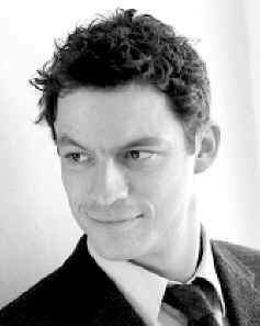 Dominic West - what is it about him that I just absolutely love? I can't figure it out......