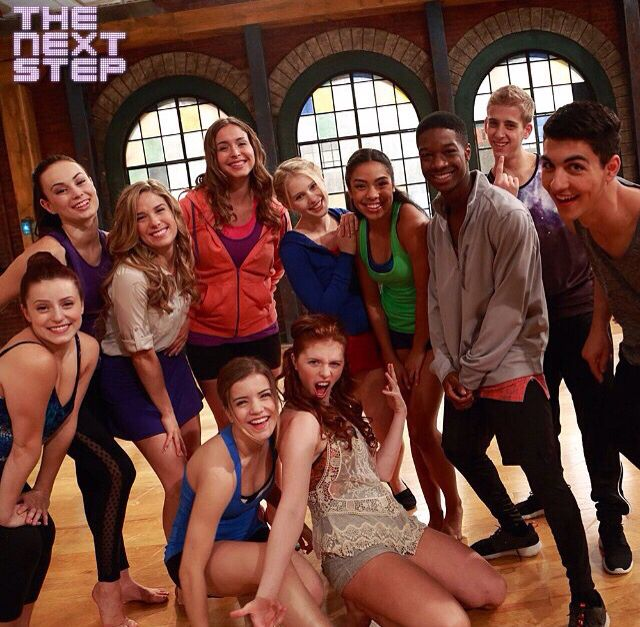 • The next step • • Family Channel • Troupe A
