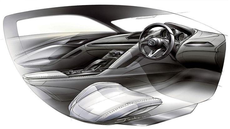#Automotive, #Interiors, #Design, #Dashboards, #Details
