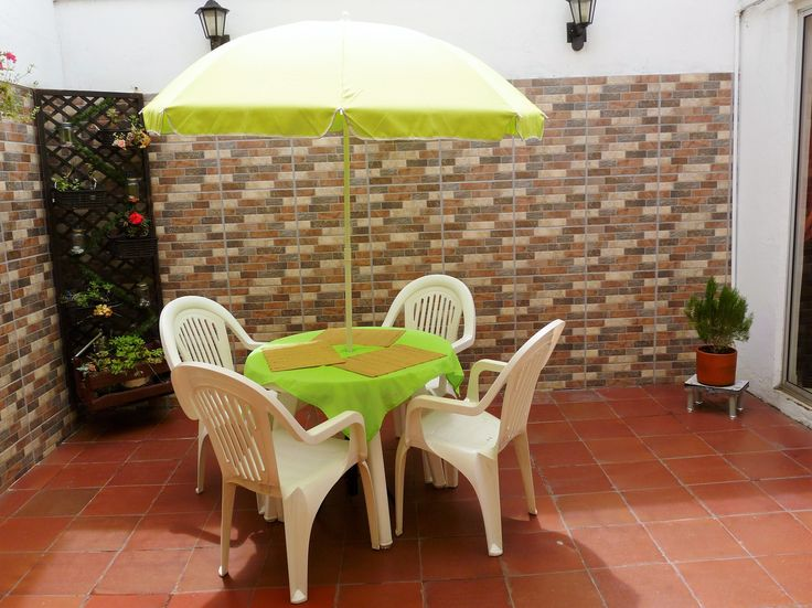 M s de 25 ideas incre bles sobre patio trasero peque o en for Como decorar mi patio pequeno
