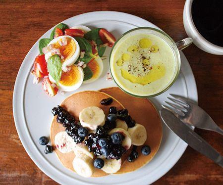 絵になる朝ごはん:人気のワンプレート朝食シリーズが書籍に - 毎日キレイ