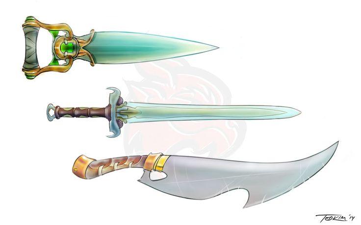 Weapons set C