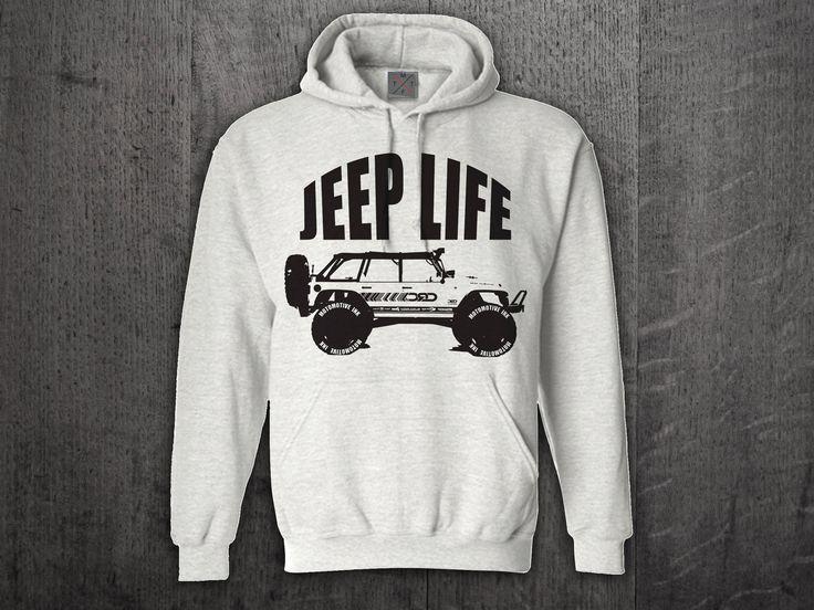 Jeep hoodie, Jeep Life hoodies, Jeep hair hoodies, Unisex hoodies, Off Roader hoodies, Cars t shirts, Jeep t shirts, Funny t shirt, Jeep Top by MotoMotiveInk on Etsy