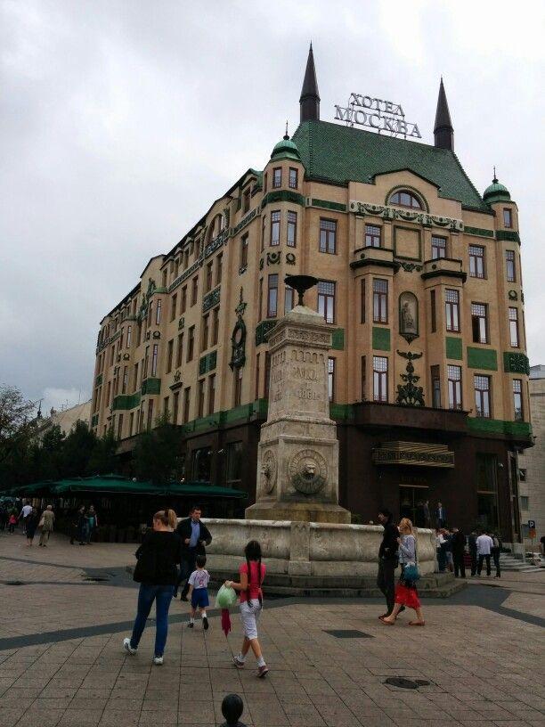 Hotel Moskwa