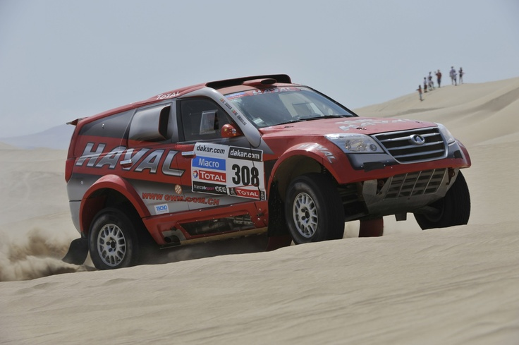 Dakar 2013 - GWM Finish 6th in the Dakar Rally in South America