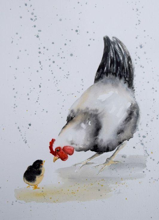 35 besten Clip art Bilder auf Pinterest | Hähne, Hühner und ...