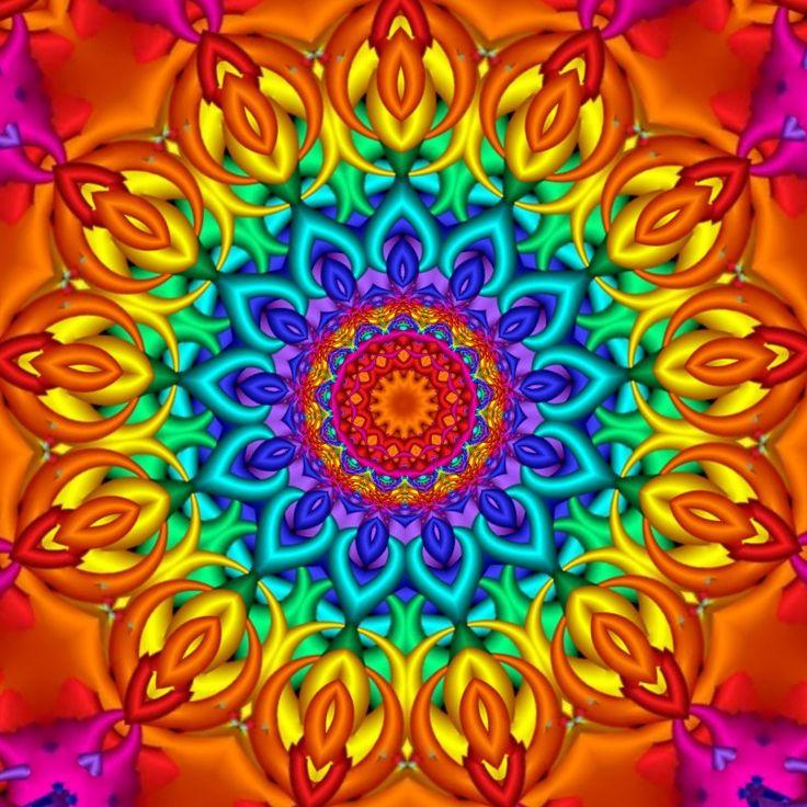 Kaleidoscope   ButterflyMoms's Blog