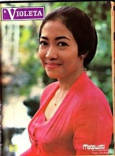 former Indonesia president Megawati