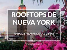 Rooftops de Nueva York para un trago con vistas increíbles